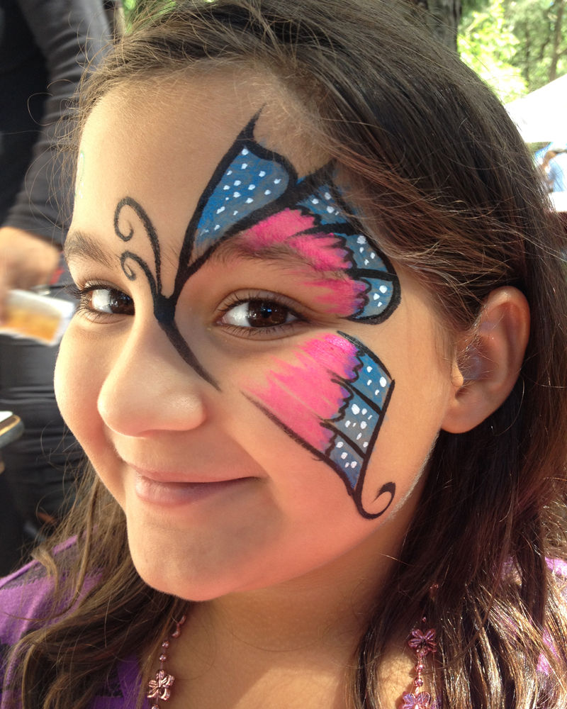Noodle doodle by nancy connecticut face painting and for Face painting for parties