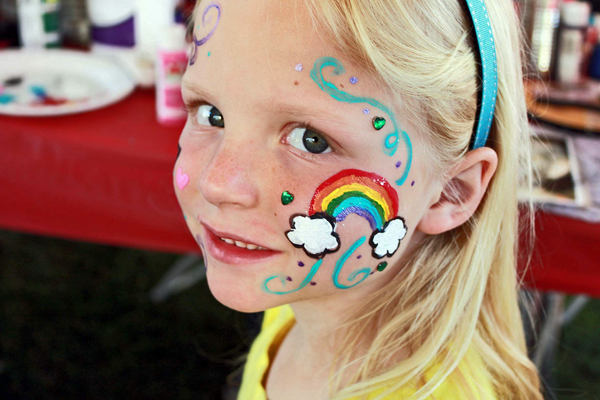 Face Painting Balloon Twisting Noodle Doodle By Nancy