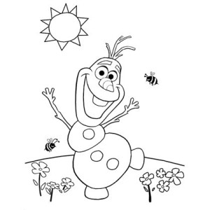 olaf-coloring-page-420